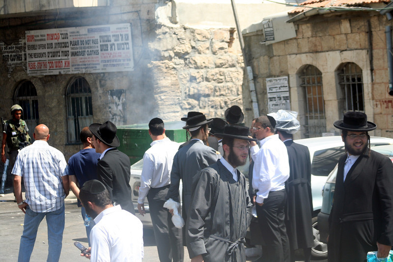 Geula and Mea Shearim