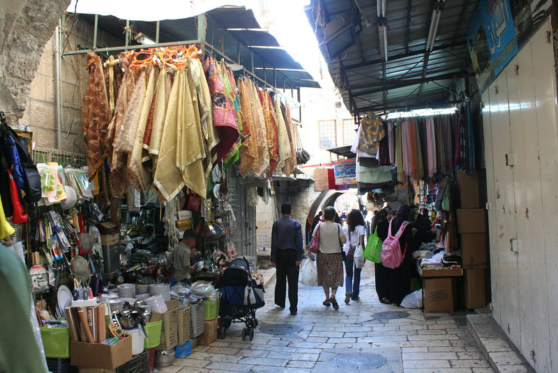 Old City shuk